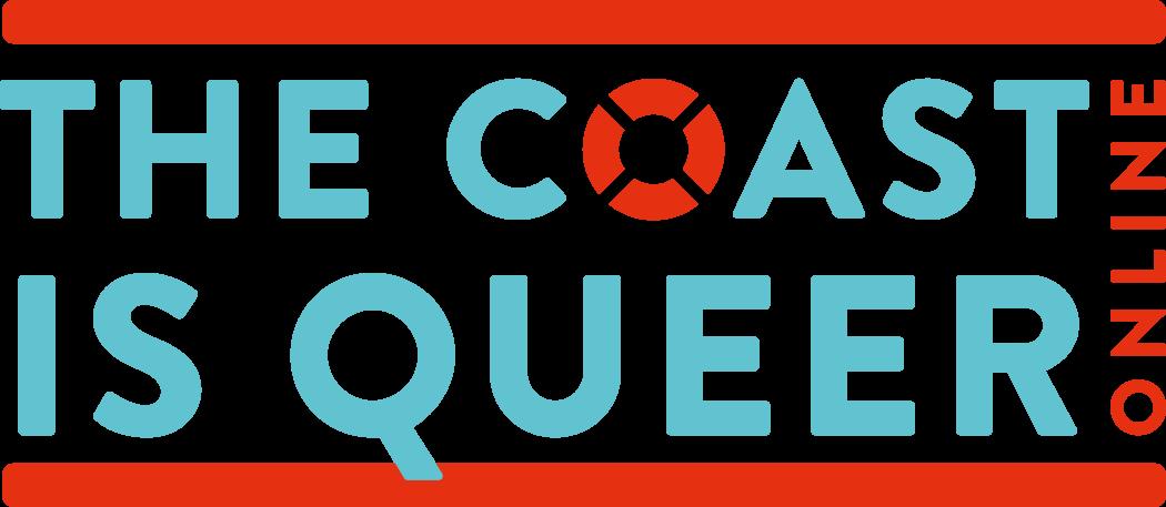 Coast Is queer logo